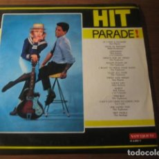 Discos de vinilo: VVAA - HIT PARADE *************** RARO LP VERGARA GRUPOS MERSEYBEAT UK BEATLES 1964. Lote 194328332