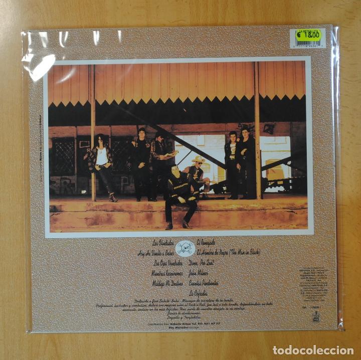 Discos de vinilo: LOQUILLO Y LOS TROGLODITAS - MIENTRAS RESPIREMOS - LP - Foto 2 - 194328348
