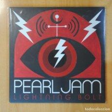 Discos de vinilo: PEARL JAM - LIGHTNING BOLT - GATEFOLD - LP. Lote 194328428