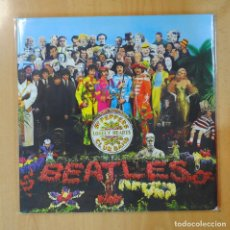 Discos de vinilo: THE BEATLES - ST PEPPERS LONELY HEARTS CLUB BAND - GATEFOLD - LP. Lote 194328432