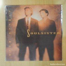 Discos de vinilo: SOUL SISTER - SIMPLE RULE - LP. Lote 194328462