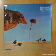 Discos de vinilo: DEODATO - FIRST CUCKOO - LP. Lote 194328554