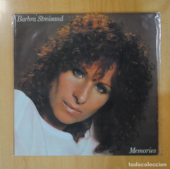 BARBRA STREISAND - MEMORIES - LP (Música - Discos - LP Vinilo - Jazz, Jazz-Rock, Blues y R&B)