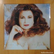 Discos de vinilo: ROCIO JURADO - COMO LAS ALAS AL VIENTO - LP. Lote 194328748