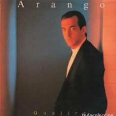 Discos de vinilo: ARANGO, GUAJIRA, LP SPAIN 1992. Lote 194331506