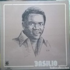 Discos de vinilo: BASILIO - LP NOVOLA SPAIN 1973. Lote 194332362