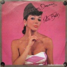 Disques de vinyle: KATE BUSH - ARMY DREAMERS / DELIUS - SINGLE UK 1980. Lote 194333850