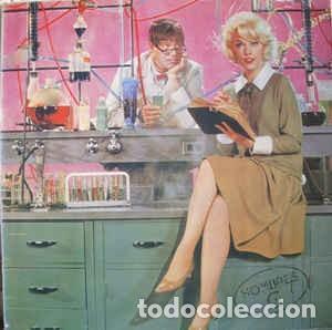 HOMBRES G - VENEZIA Y OTRAS - LP SPAIN 1985 (Música - Discos - LP Vinilo - Grupos Españoles de los 70 y 80)