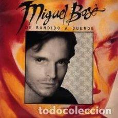 Discos de vinilo: MIGUEL BOSÉ - DE BANDIDO A DUENDE - LP SPAIN 1988. Lote 194334821