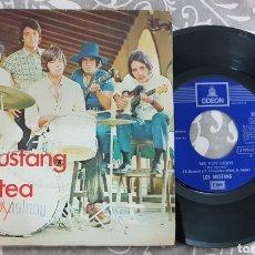 Discos de vinilo: LOS MUSTANG (MUSTANGS) - LA BATEA SINGLE DISCO VINILO. RAREZA.. Lote 194334904