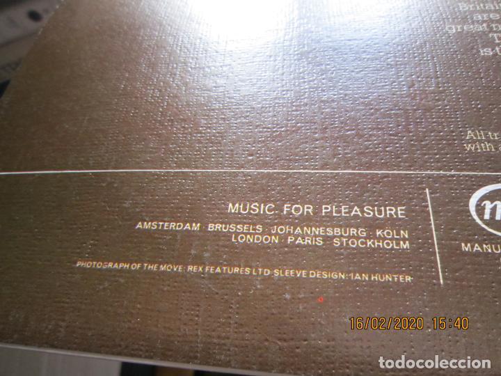 Discos de vinilo: THE MOVE - FIREBRIGADE LP - EDICION INGLESA - MFP RECORDS 1970 - MUY NUEVO (5) - Foto 3 - 194337168