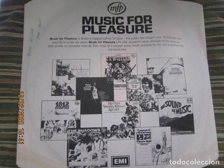 Discos de vinilo: THE MOVE - FIREBRIGADE LP - EDICION INGLESA - MFP RECORDS 1970 - MUY NUEVO (5) - Foto 7 - 194337168