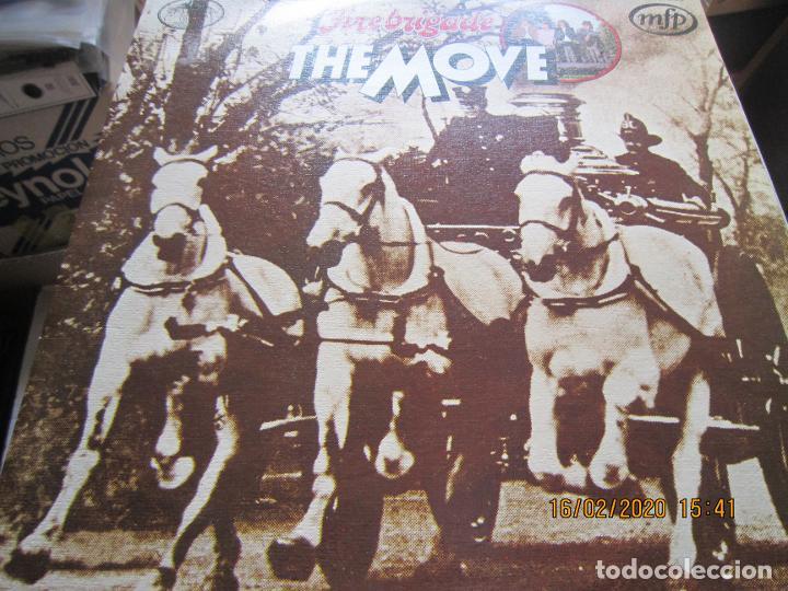 Discos de vinilo: THE MOVE - FIREBRIGADE LP - EDICION INGLESA - MFP RECORDS 1970 - MUY NUEVO (5) - Foto 10 - 194337168
