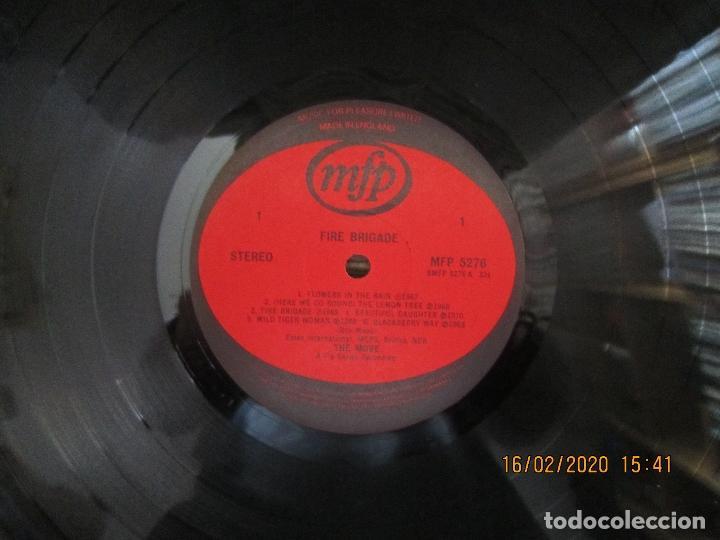 Discos de vinilo: THE MOVE - FIREBRIGADE LP - EDICION INGLESA - MFP RECORDS 1970 - MUY NUEVO (5) - Foto 12 - 194337168