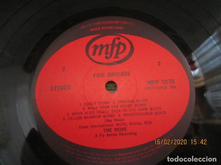 Discos de vinilo: THE MOVE - FIREBRIGADE LP - EDICION INGLESA - MFP RECORDS 1970 - MUY NUEVO (5) - Foto 16 - 194337168