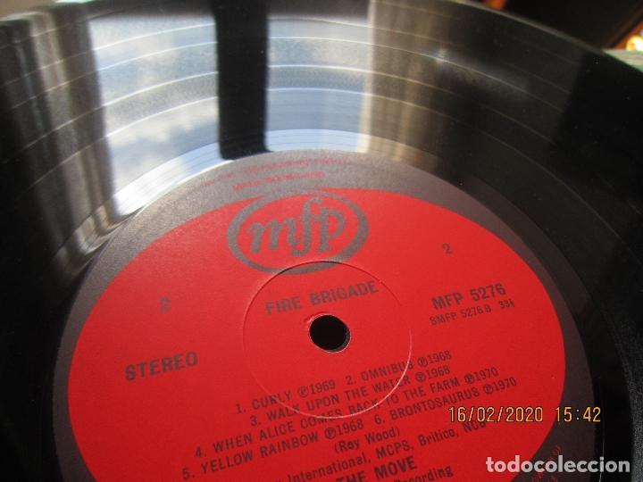 Discos de vinilo: THE MOVE - FIREBRIGADE LP - EDICION INGLESA - MFP RECORDS 1970 - MUY NUEVO (5) - Foto 17 - 194337168