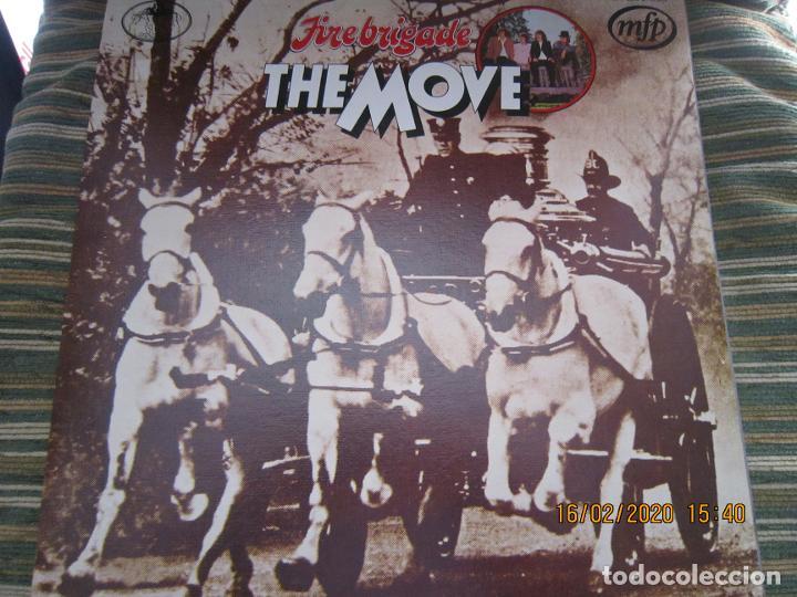 Discos de vinilo: THE MOVE - FIREBRIGADE LP - EDICION INGLESA - MFP RECORDS 1970 - MUY NUEVO (5) - Foto 19 - 194337168