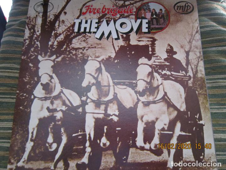 THE MOVE - FIREBRIGADE LP - EDICION INGLESA - MFP RECORDS 1970 - MUY NUEVO (5) (Música - Discos - LP Vinilo - Pop - Rock - Extranjero de los 70)