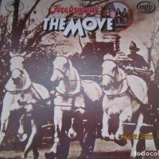 Discos de vinilo: THE MOVE - FIREBRIGADE LP - EDICION INGLESA - MFP RECORDS 1970 - MUY NUEVO (5). Lote 194337168