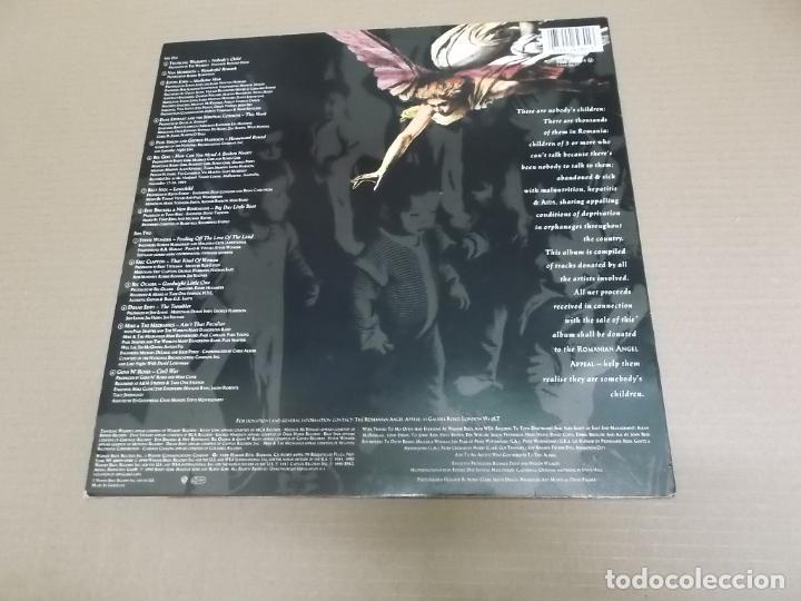Discos de vinilo: NOBODY'S CHILD – ROMANIAN ANGEL APPEAL (LP) (VER FOTO CONTENIDO COMPLETO) AÑO – 1990 – ENCARTE CON C - Foto 2 - 194338698