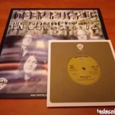 Discos de vinilo: DEEP PURPLE IN CONCERT '72 (2LP+SINGLE) VINILOS 180 GRS 2012. Lote 194338735