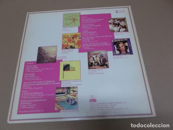 Discos de vinilo: HEROES MODERNOS (LP) (VER FOTO CONTENIDO COMPLETO) AÑO – 1982 - Foto 2 - 194339110