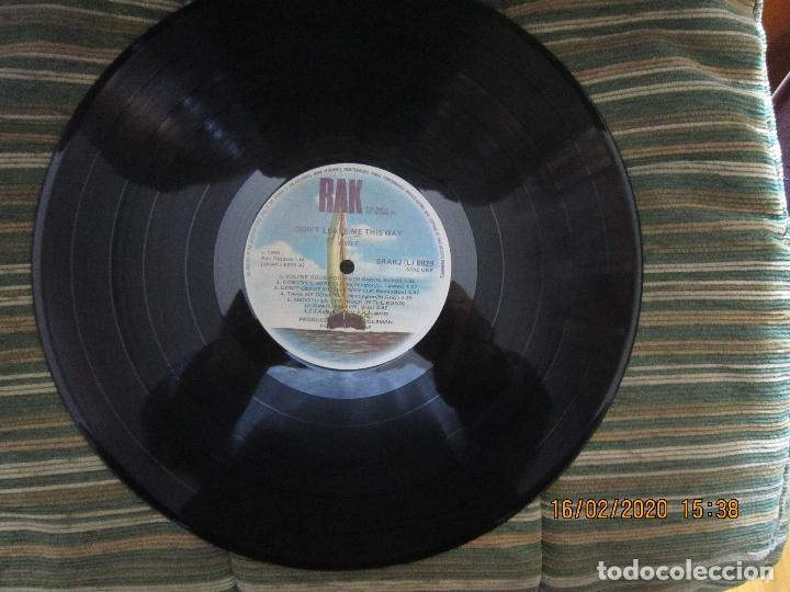 Discos de vinilo: EXILE - DON´T LEAVE ME THIS WAY LP - ORIGINAL AUSTRALIA - RAK RECORDS 1980 - - Foto 7 - 194339908
