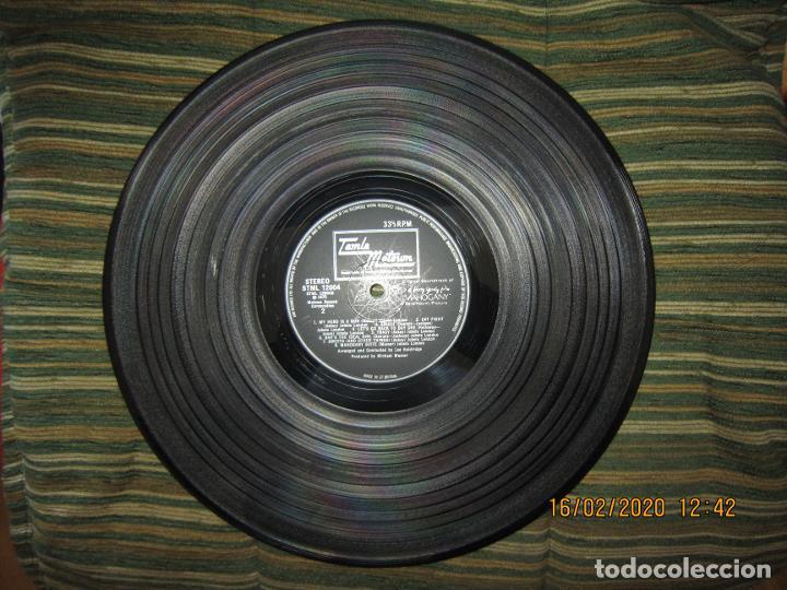 Discos de vinilo: DIANA ROSS AS MAHOGANY LP B.S.O. - ORIGINAL INGLES - TAMLA MOTOWN RECORDS 1975 - - Foto 13 - 194343368