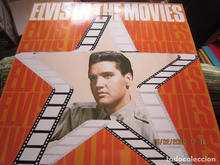 Discos de vinilo: ELVIS PRESLEY - ELVIS IN THE MOVIES LP - EDICION ALEMANA - READERS DIGEST 1978 - MUY NUEVO (5) - Foto 6 - 194344427