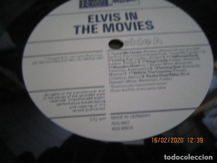 Discos de vinilo: ELVIS PRESLEY - ELVIS IN THE MOVIES LP - EDICION ALEMANA - READERS DIGEST 1978 - MUY NUEVO (5) - Foto 9 - 194344427