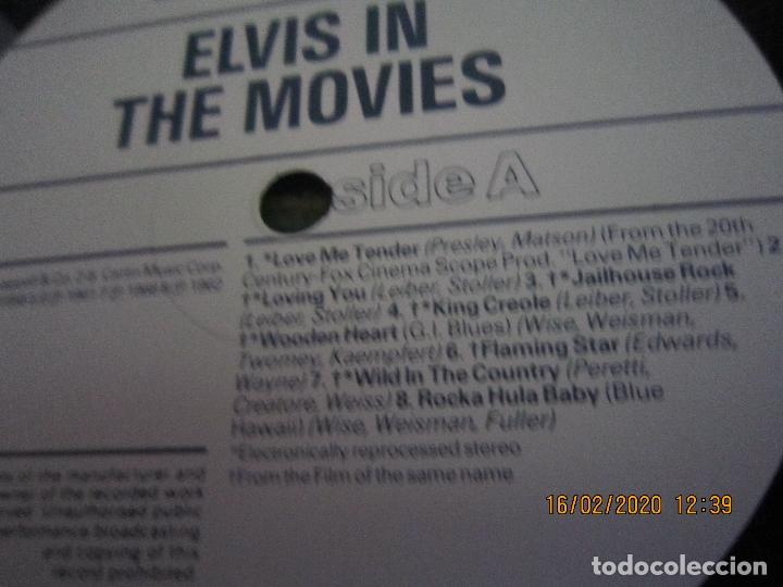 Discos de vinilo: ELVIS PRESLEY - ELVIS IN THE MOVIES LP - EDICION ALEMANA - READERS DIGEST 1978 - MUY NUEVO (5) - Foto 10 - 194344427