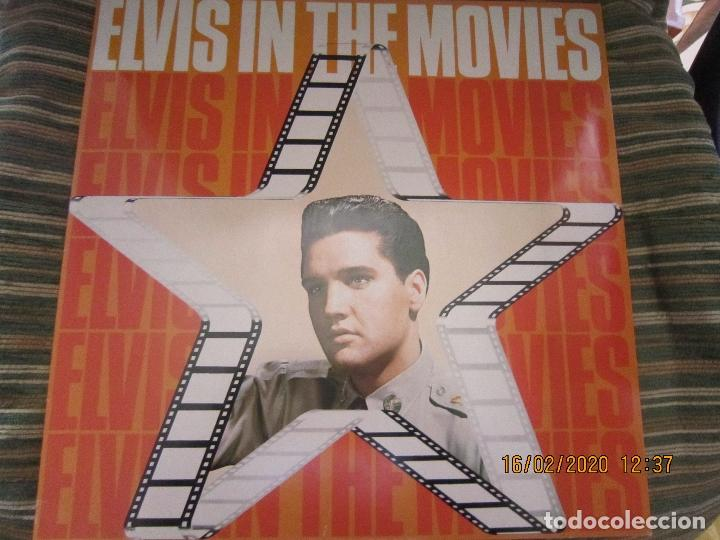 ELVIS PRESLEY - ELVIS IN THE MOVIES LP - EDICION ALEMANA - READERS DIGEST 1978 - MUY NUEVO (5) (Música - Discos - LP Vinilo - Rock & Roll)