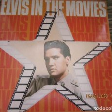 Discos de vinilo: ELVIS PRESLEY - ELVIS IN THE MOVIES LP - EDICION ALEMANA - READERS DIGEST 1978 - MUY NUEVO (5). Lote 194344427