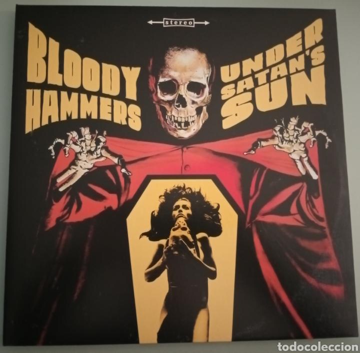 BLOODY HAMMERS - UNDER SATAN'S SUN - VINILO (Música - Discos - LP Vinilo - Pop - Rock Extranjero de los 90 a la actualidad)