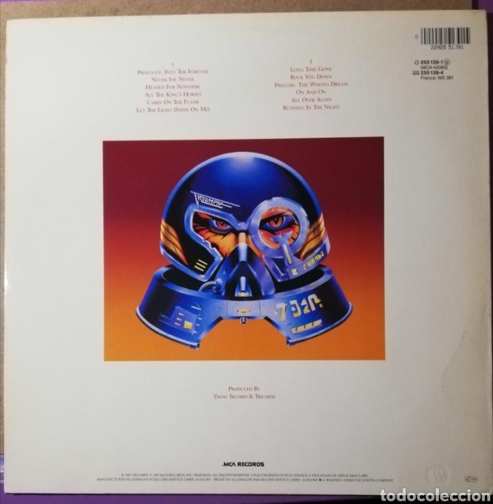 Discos de vinilo: Disco vinilo Triumph-Surveillance. - Foto 2 - 194345488