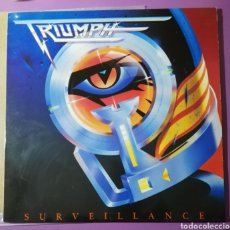 Discos de vinilo: DISCO VINILO TRIUMPH-SURVEILLANCE.. Lote 194345488