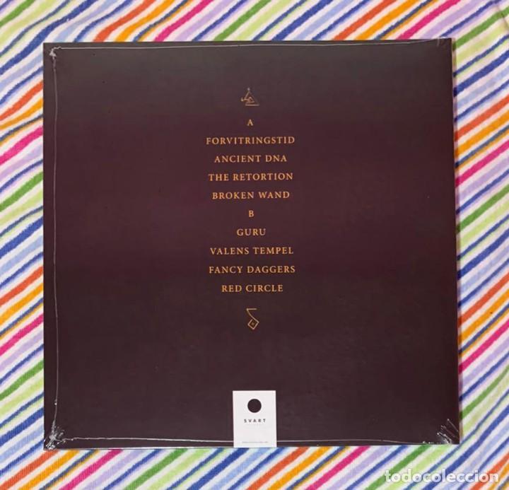 Discos de vinilo: URARV - AURUM 12 LP GATEFOLD NUEVO Y PRECINTADO - BLACK METAL AVANT-GARDE METAL - Foto 2 - 194345822