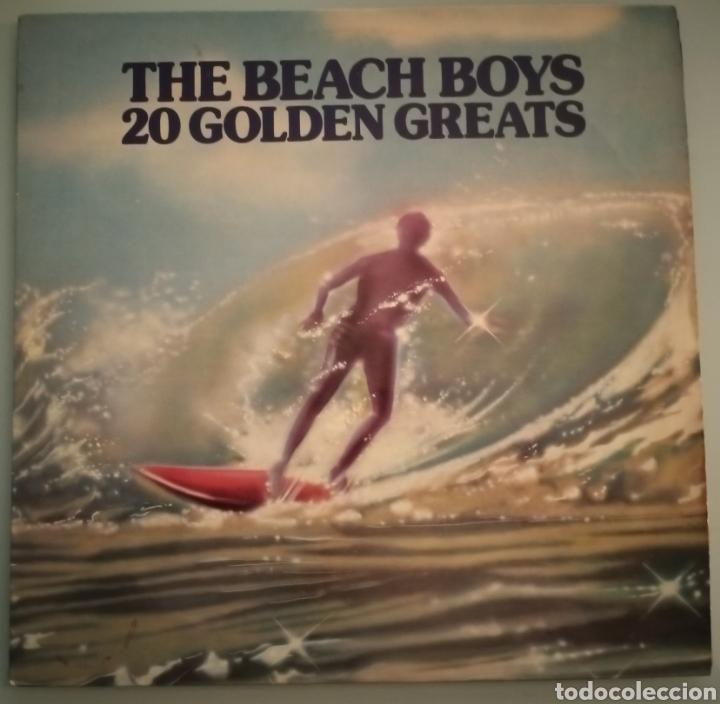 THE BEACH BOYS - 20 GOLDEN GREATS - VINILO (Música - Discos - LP Vinilo - Pop - Rock - Extranjero de los 70)