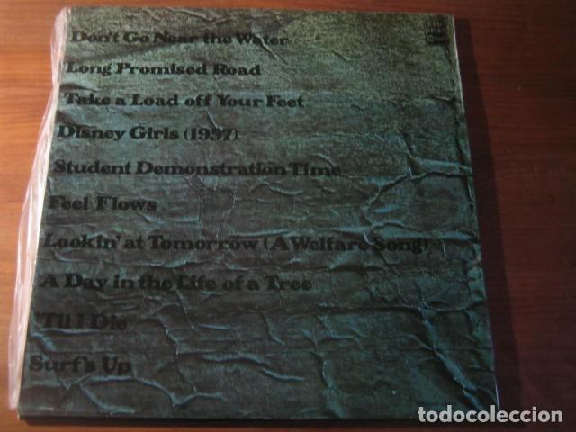 Discos de vinilo: THE BEACH BOYS - Surfs Up *************** RARO LP ESPAÑOL 1972 IMPECABLE! - Foto 2 - 194347182