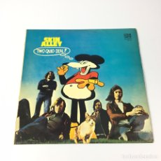 Discos de vinilo: LP - SKIN ALLEY - TWO QUID DEAL?. Lote 194347355
