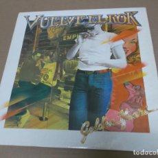 Discos de vinilo: VUELVE EL ROK – GOLDEN YEARS (LP) (VER FOTO CONTENIDO COMPLETO) AÑO – 1980 - PROMOCIONAL. Lote 194349270