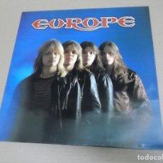Discos de vinilo: EUROPE (LP) EUROPE AÑO – 1983. Lote 194349630