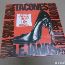 Discos de vinilo: TACONES LEJANOS (LP) RYUICHI SAKAMOTO AÑO – 1991. Lote 194349768