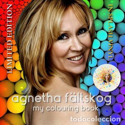 AGNETHA (ABBA) - MY COLOURING BOOK (VINILO MULTICOLOR SALPICADO TRANSPARENTE) (Música - Discos - LP Vinilo - Pop - Rock Extranjero de los 50 y 60)