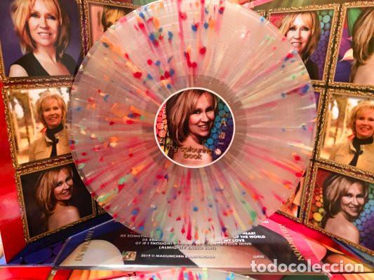 Discos de vinilo: Agnetha (ABBA) - My Colouring Book (vinilo multicolor salpicado transparente) - Foto 10 - 194352323