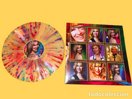 Discos de vinilo: Agnetha (ABBA) - My Colouring Book (vinilo multicolor salpicado transparente) - Foto 14 - 194352323