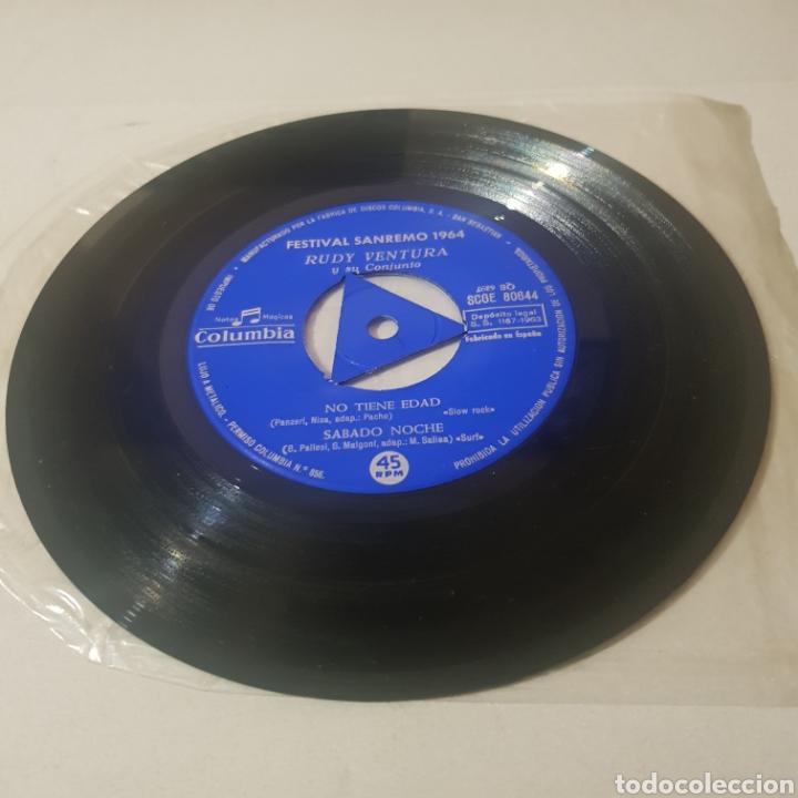 Discos de vinilo: RUDY VENTURA Y SU CONJUNTO- FESTIVAL DE SAN REMO 1964 - Foto 4 - 194355277
