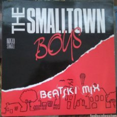Discos de vinilo: BEATSKI MIX-GRUPO THE SMALLTOWN BOYS. MAXI SINGLE.(COVERS BRONSKI BEAT). Lote 194355987