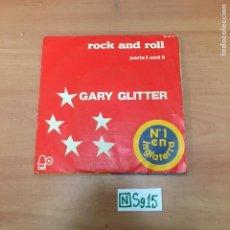 Discos de vinilo: GARY GLITTER. Lote 194357825