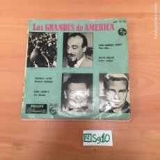 Discos de vinilo: LOS GRANDES DE AMÉRICA. Lote 194358177